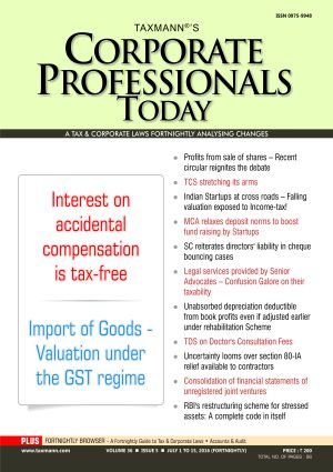 Corporate Professionals Today (Fortnightly)