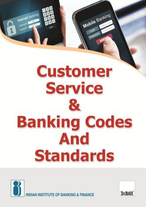 Customer Service & Banking Codes and Standards (e-book)