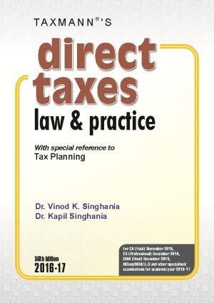 direct tax singhania