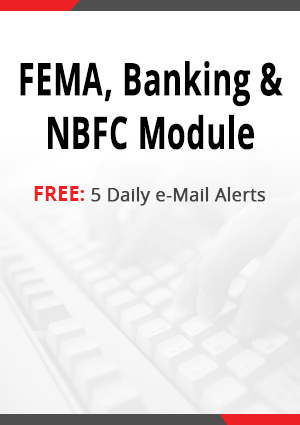 FEMA, Banking & NBFC Module