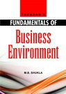 Fundamentals of Business Environment