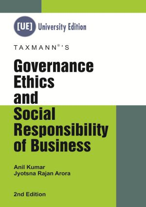 Governance Ethics and Social Responsibility of Business