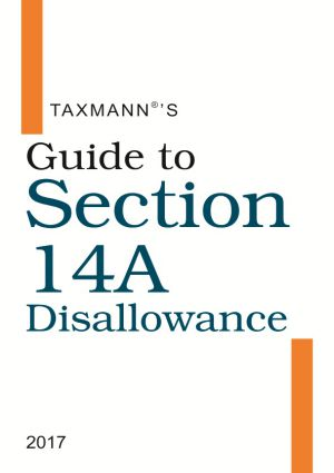 Guide to Section 14A Disallowance