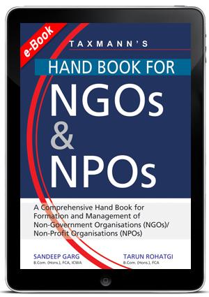Handbook for NGOs and NPOs (e-book)