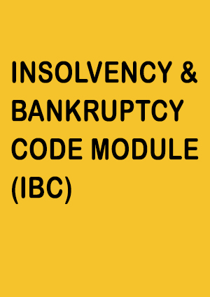Taxmann.com (Insolvency & Bankruptcy Code Module - IBC)