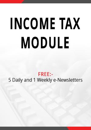 Income Tax Module
