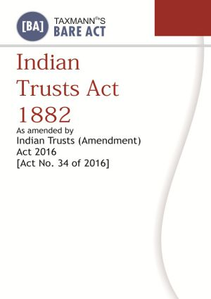 Indian Trusts Act 1882