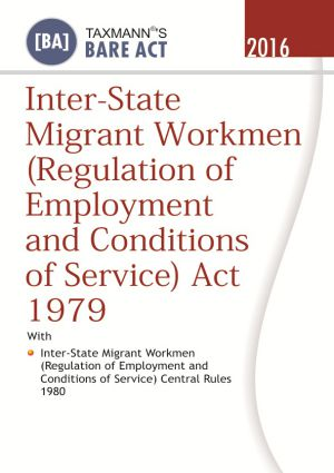 Inter-State Migrant Workmen (Regulation of Employment and Conditions of Service) Act 1979