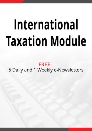 International Taxation Module