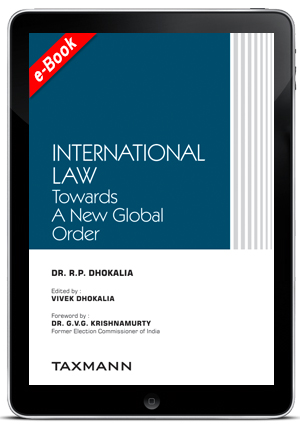 International Law - Towards A New Global Order (e-book)
