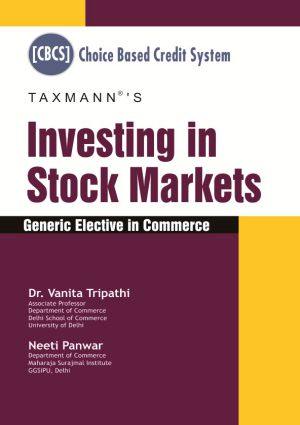 Investing in Stock Markets- Generic Elective in Commerce