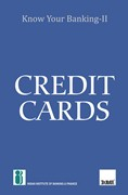 Know Your Banking -II Credit Cards