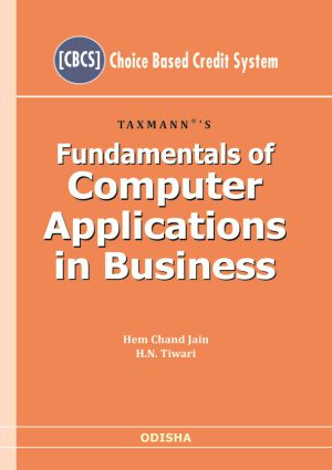 Fundamentals of Computer Application in Business (ODISHA)