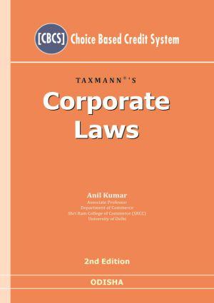Corporate Laws (ODISHA)