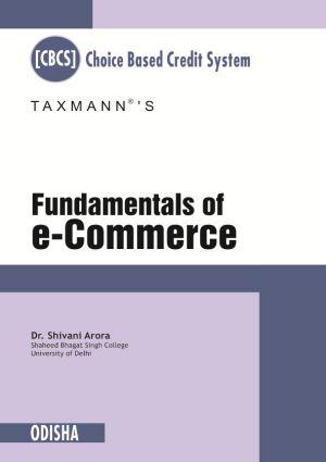 Fundamentals of e-Commerce