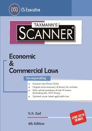 Scanner - Economic & Commercial Laws (CS-Executive)