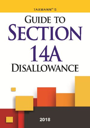 Guide to Section 14 A Disallowance