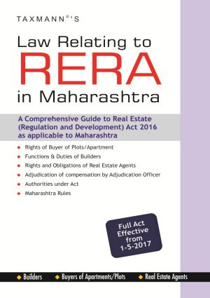Law Relating to RERA in Maharashtra