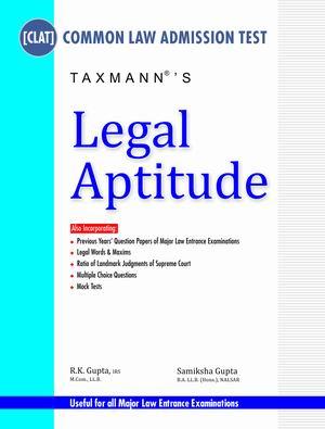 Legal Aptitude (CLAT)