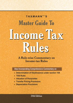 Master Guide To Income Tax Rules