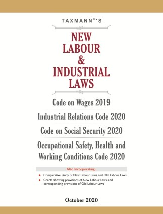 New Labour & Industrial Laws
