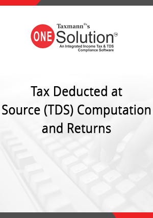 Tax Deducted at Source (TDS) Computation and Returns