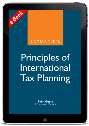 Principles of International Tax Planning (e-book)
