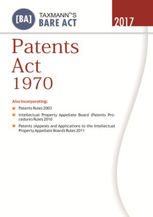 Patents Act 1970