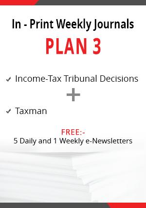 Plan 3 - Income-Tax Tribunal Decisions and Taxman