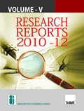 Research Reports 2010-2012 (Volume-V)