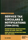 Service Tax Circulars & Notifications [1994-2010]