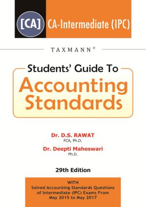 Students Guide to Accounting Standards - [CA-Intermediate (IPC)]