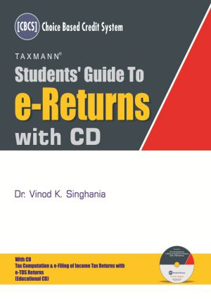 Students Guide To e-Returns with CD