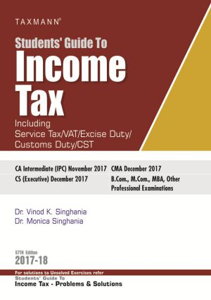 Students Guide to Income Tax
