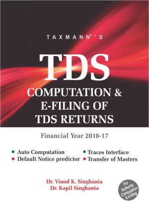 TDS Computation and e-Filing of TDS Returns (Multi User)
