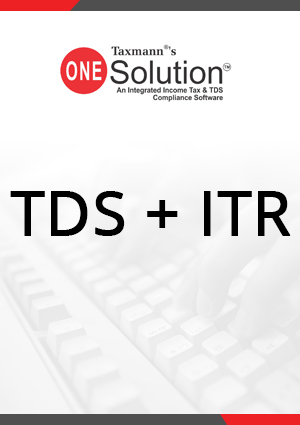 One Solution Combo       TDS + ITR (2019-20)