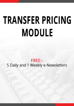 Transfer Pricing Module