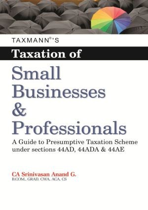 Taxation of Small Businesses & Professionals