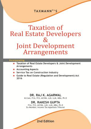 Taxation of Real Estate Developers & Joint Development Arrangements