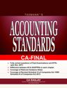 Accounting Standard (CA-Final) by Ca Ranjay