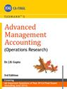 Advanced Management Accounting - Operations Research