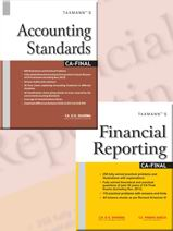 Accounting Standards with Financial Reporting (CA-Final) by CA DG Sharma and CA Pawan Sarda