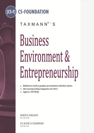Business Environment and Entrepreneurship ( CS-FOUNDATION )