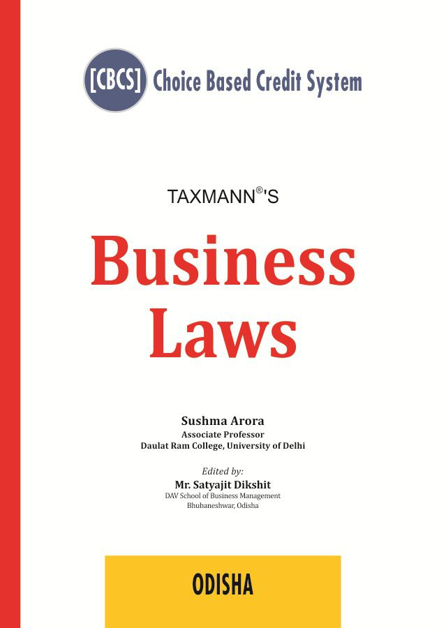 Business Laws (ODISHA)