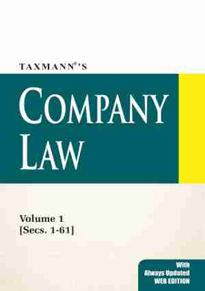 Company Law (Vol.1)