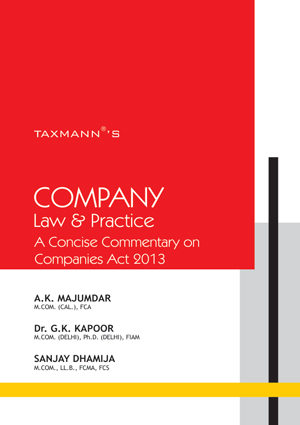 Company Law & practice (Hardbound)