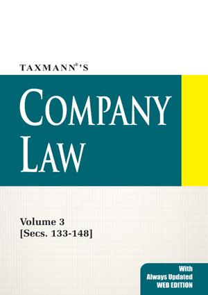Company Law (Vol.3)