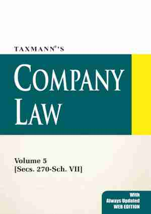 Company Law (Vol.5)