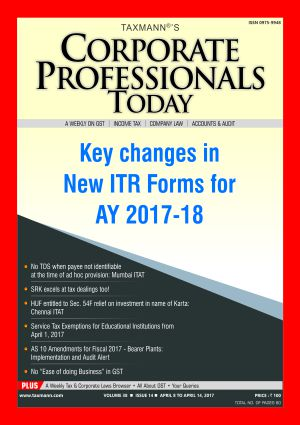 Corporate Professionals Today (Weekly) with 2 Daily e-Mail Alerts