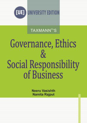 Governance , Ethics & Social Responsibility of Business